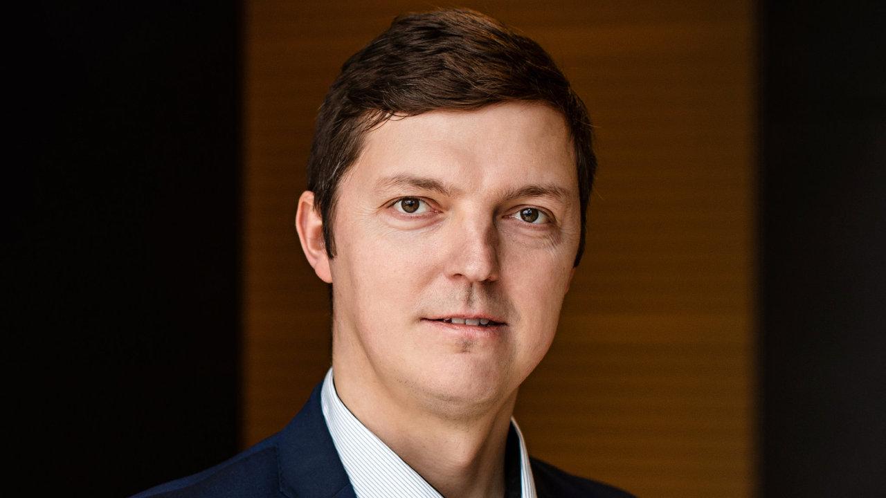 Václav Švub, digital leader společnosti ABB pro Českou republiku a Slovensko