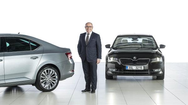 Škoda do čtyř let uvede na trh 30 nových modelů, deset z nich bude elektrifikovaných. Hybridní verze se dočká i Octavia