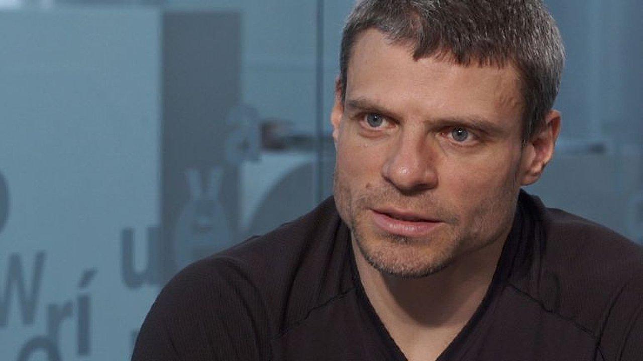 Šebek: Chci ukončit bloudění lékařů i pacientů, nemoci můžete řešit přes internet