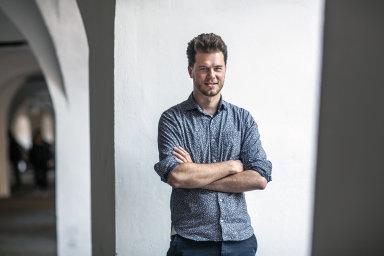 Jindřich Fialka, majitel společnosti Q Designers.