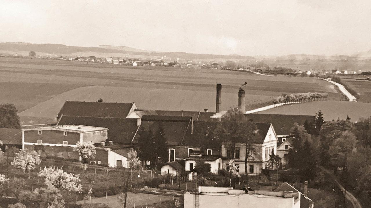 Rekordní výstav dosáhl na začátku 20. stoletívíce než 20 tisíc hektolitrů piva ročně.