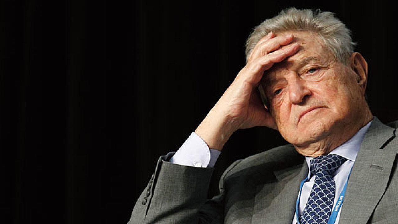 George Soros tvrdí, že se Evropská unie nerozpadne.
