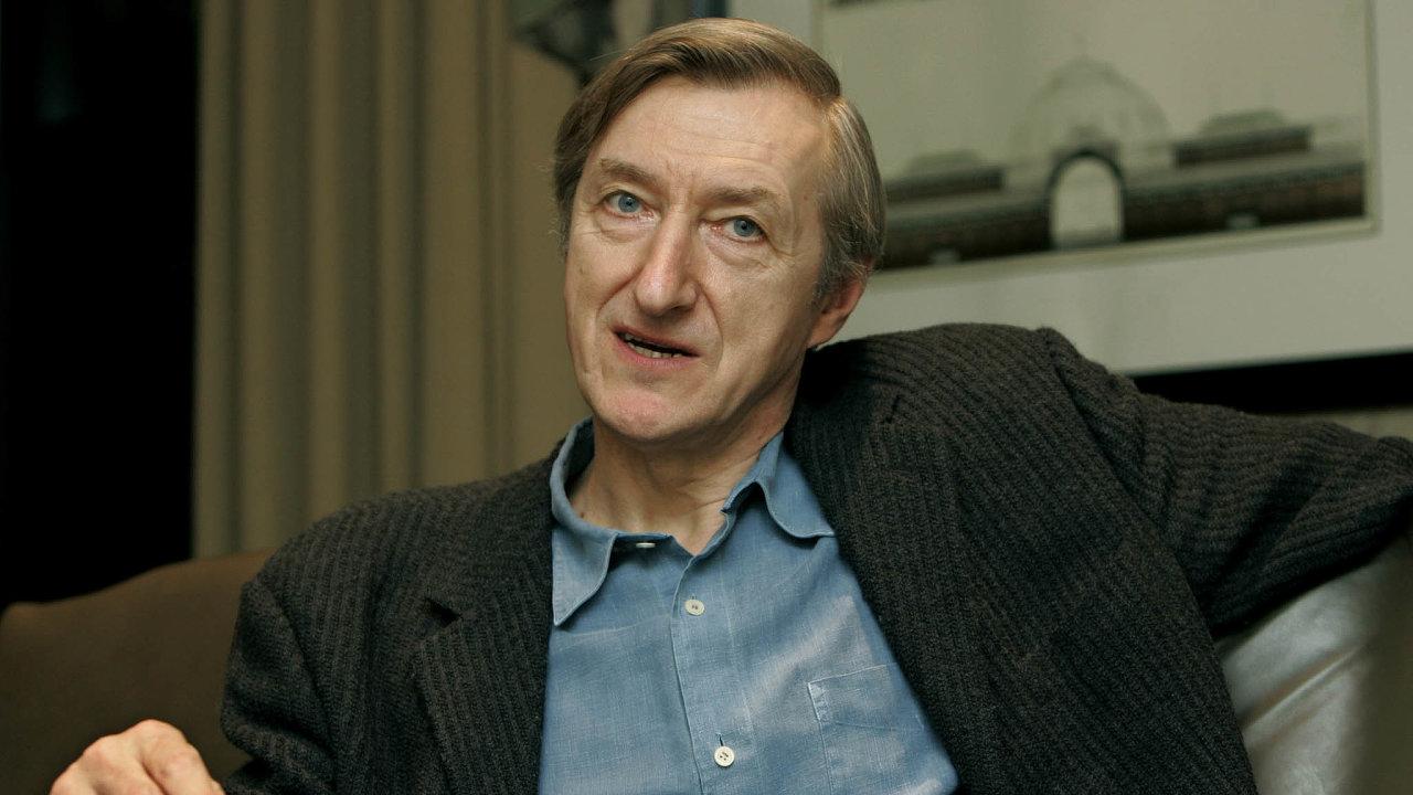 Autor knihy Julian Barnes je držitelem prestižní Man Bookerovy ceny.