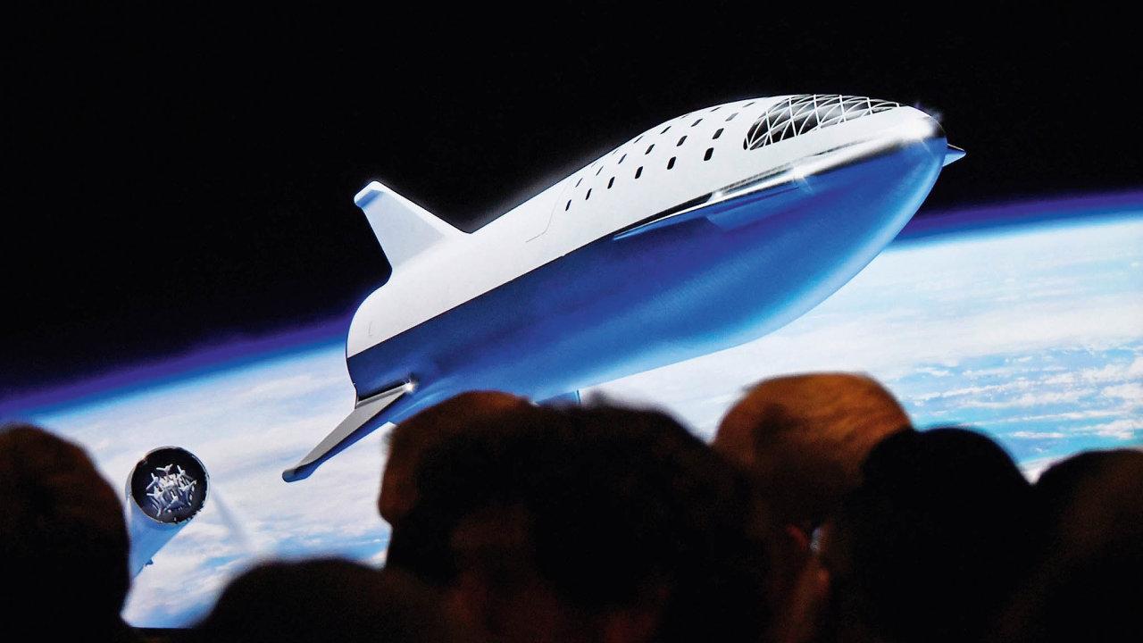 Projekt Super Heavy Starship spočívá naněkolika revolučních myšlenkách.Vedle opakovatelné použitelnosti to je tankování vevesmíru.