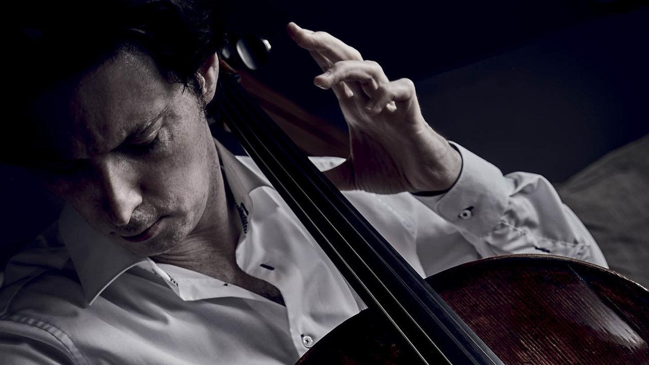 Německý violoncellista Daniel Müller-Schott