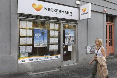 Do konce letošního roku má Neckermann prodané zájezdy zhruba pro 800 klientů a nyní má v zahraničí kolem 200 lidí.