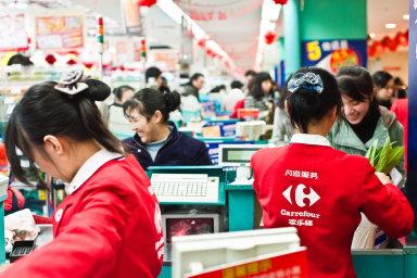 Zpomalení čtvrtletního růstu je největší od roku 1993, kdy Čína začala o těchto údajích informovat. - Ilustrační foto