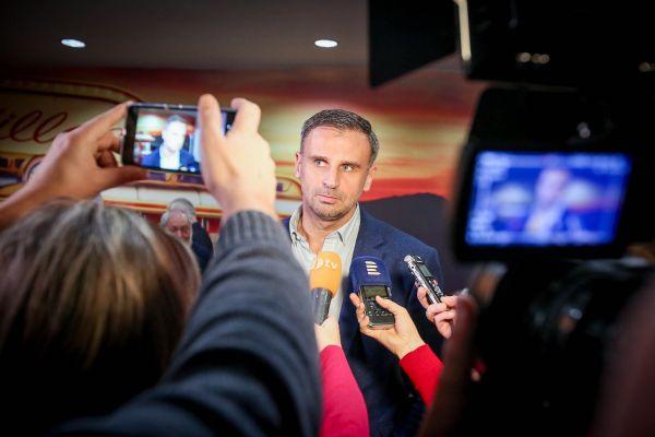 Dnes vůbec není jisté, za koho bude Jiří Zimola kandidovat.