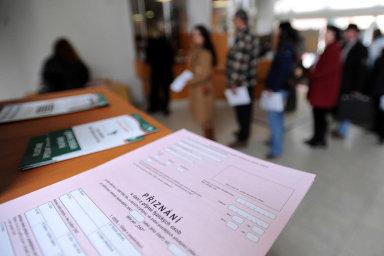 Jednou z forem pomoci má být možnost odložit si podání daňového přiznání.