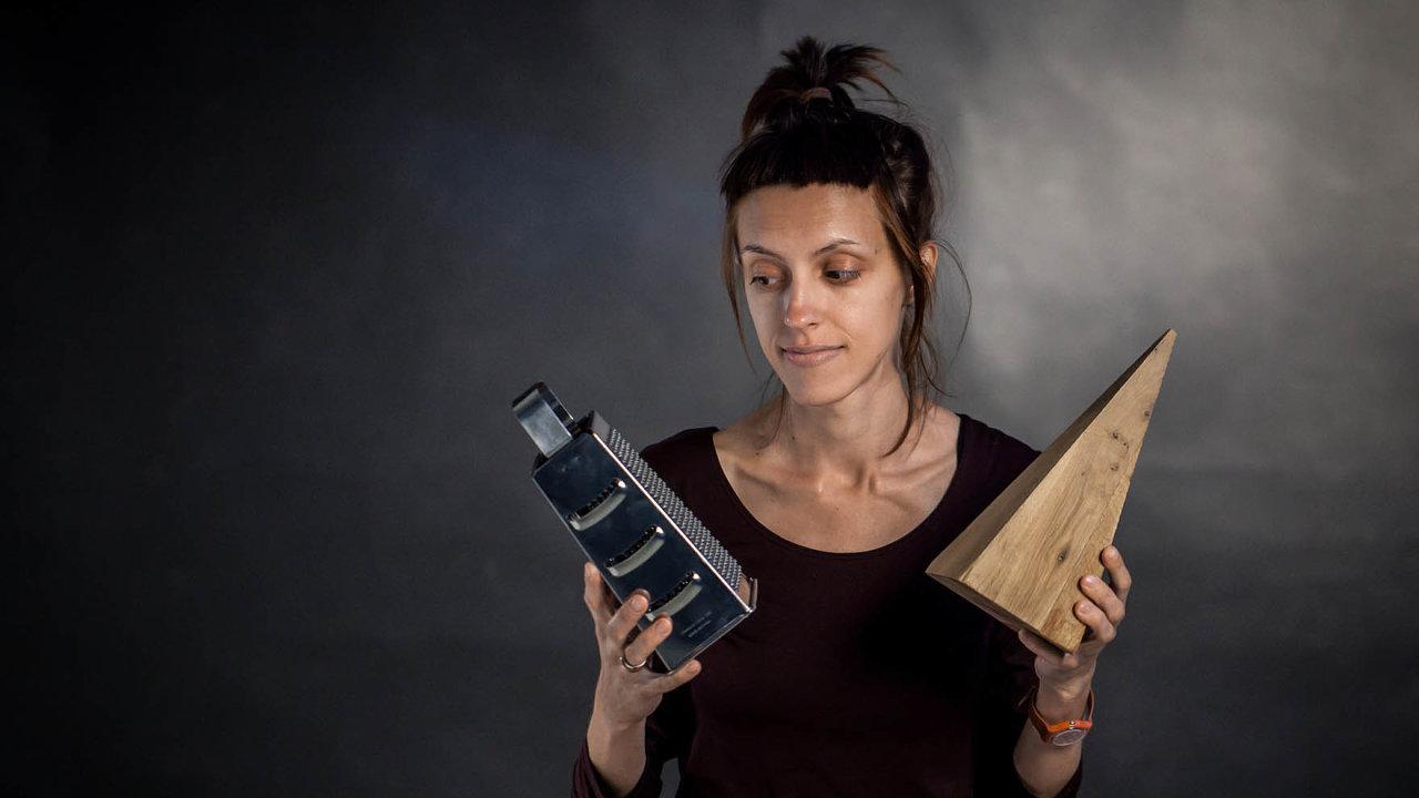 Český animovaný film Dcera režisérky a studentky pražské FAMU Darii Kaščejevové (na snímku) získal prestižní ocenění americké Akademie filmového umění a věd, zvané studentský Oscar.
