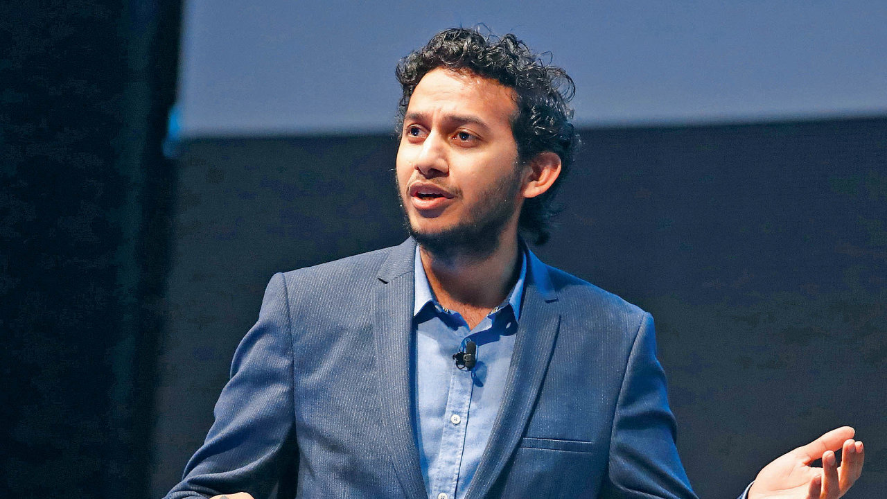 Ritesh Agarwalmísto studií vybudoval třetí největší hotelový řetězec světa. Jeho cílem je ovšem být jedničkou.