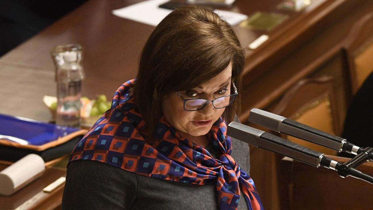 Ministryně financí Alena Schillerová (zaANO) původně uvažovala o digitální dani v rozmezí tří až pěti procent. Po koaličním jednání pak její ministerstvo navrhlo sedm procent.
