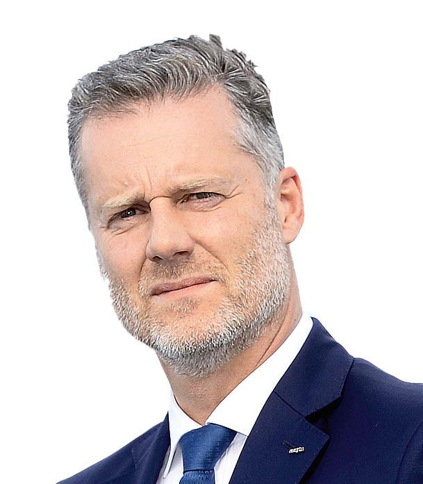 Jan Volšík,obchodní ředitel Preciosa Lighting