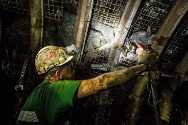 OKD těžbu přerušilo kvůli rostoucímu počtu horníků nakažených koronavirem.