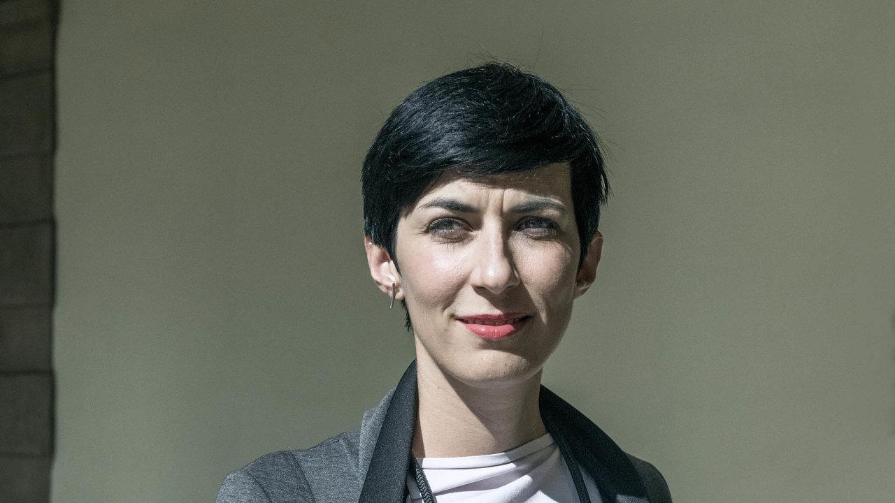 Navrhuji změnu: Markéta Pekarová Adamová je odroku 2019 předsedkyní TOP 09.