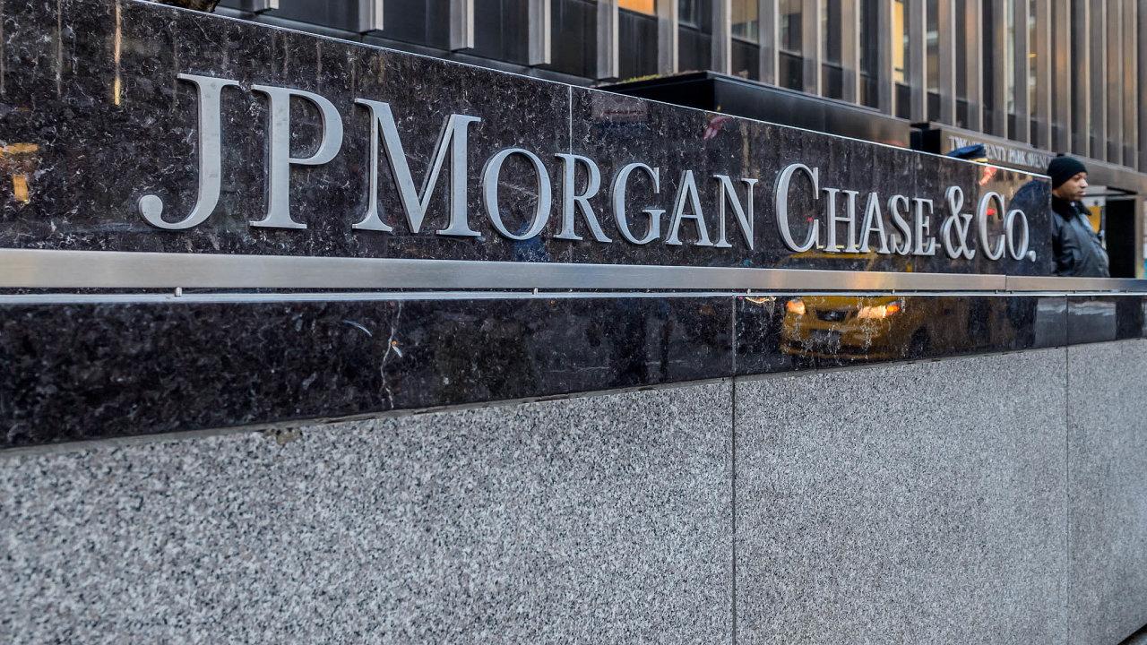 Ve Spojených státech začíná výsledková sezona, čeká se například na zprávu banky JPMorgan.