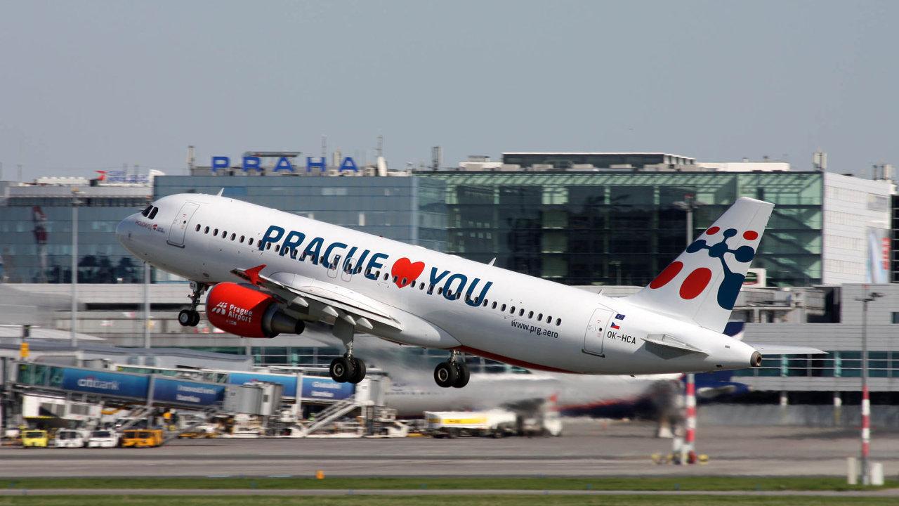 Letiště Václava Havla by chtělo do20 let přepravit až 21 milionů cestujících ročně. Kvůli tomu výrazně rozšíří Terminál2. Místo dnešních 60 přepážek jich zde bude 168.