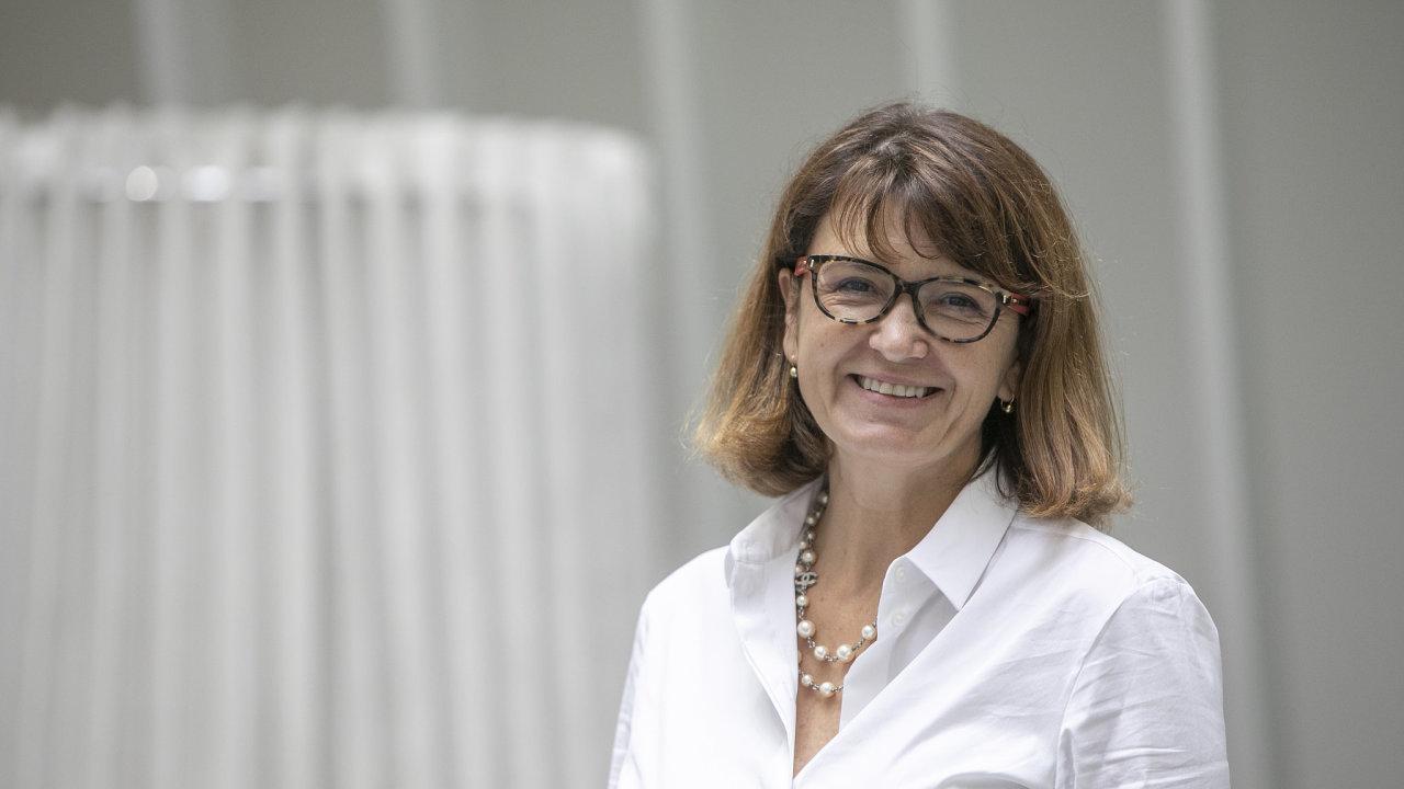 Katarina Kohlmayer je finanční ředitelkou skupiny KKCG.