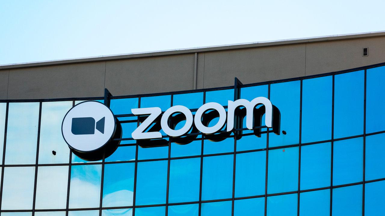 ZOOM, video-komunikační start-up