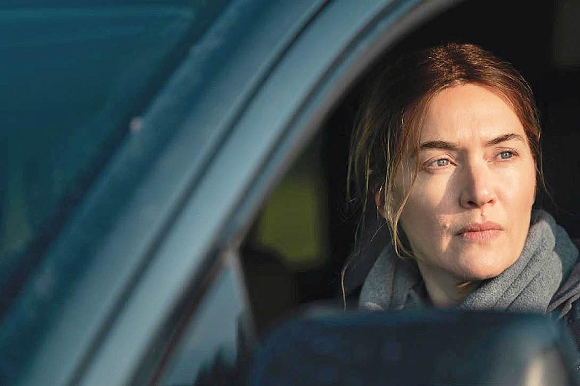 Vnapínavé sedmidílné minisérii Mare zEasttownu hraje Kate Winsletová detektivku zpensylvánského městečka. Zatímco Mare vyšetřuje místní vraždu, její vlastní život se pomalu rozpadá.