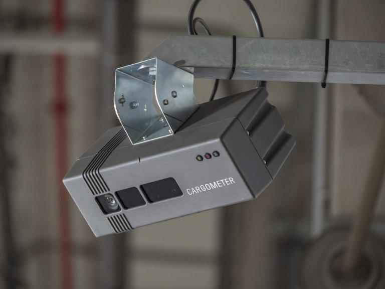 Cargometer Gebruder Weiss Projekt