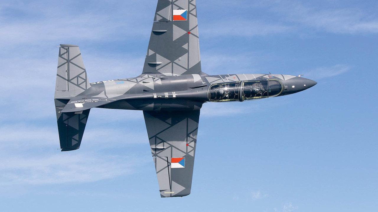 Aero Vodochody má nový výcvikový proudový letoun L-39NG.Sekundárně je stroj určen kbitevním úkolům nižší intenzity.