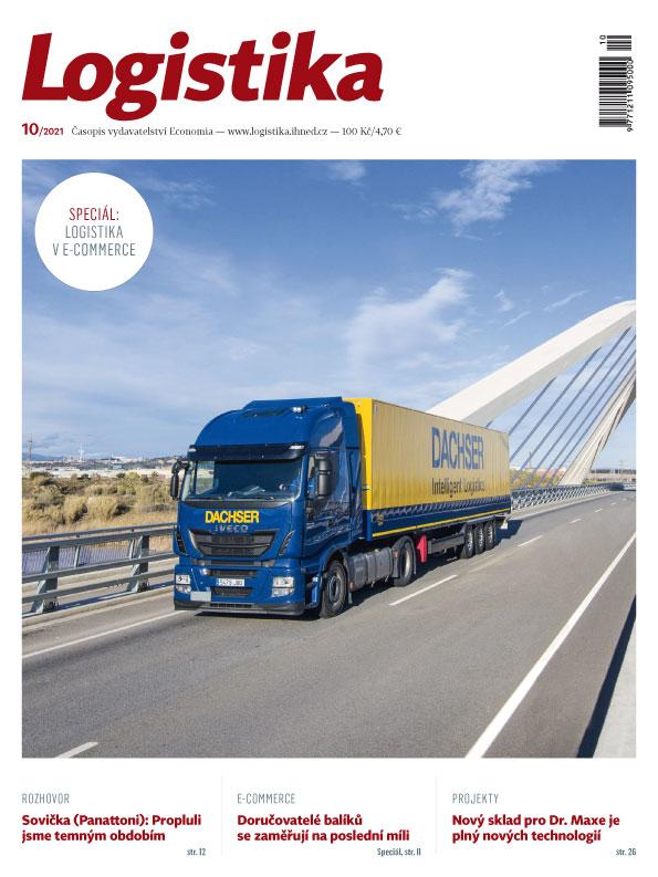 Aktuální vydání Logistiky