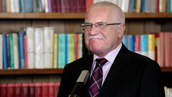 V�clav Klaus