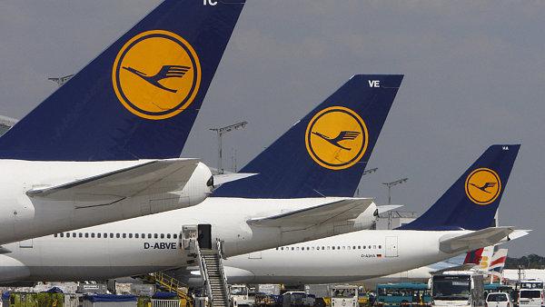 Lufthansa (ilustrační foto).