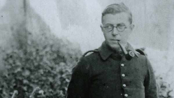 Jean-Paul Sartre: Sešity z podivné války