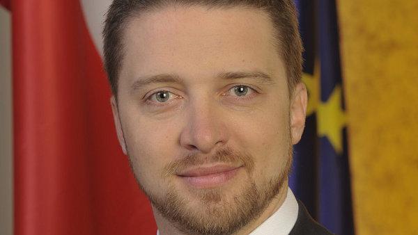 Jan Sixta, n�m�stek ministra pro m�stn� rozvoj