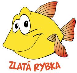 Zlatá rybka, ale ne z pohádky