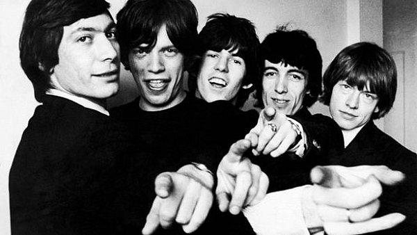 Z knihy Rolling Stones 50