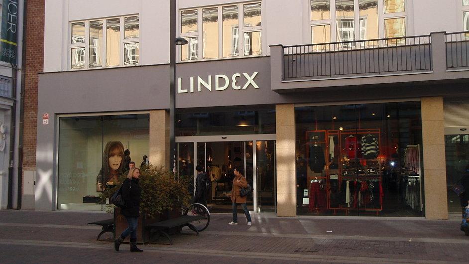 Mezi značky expandující na českém trhu patří Lindex