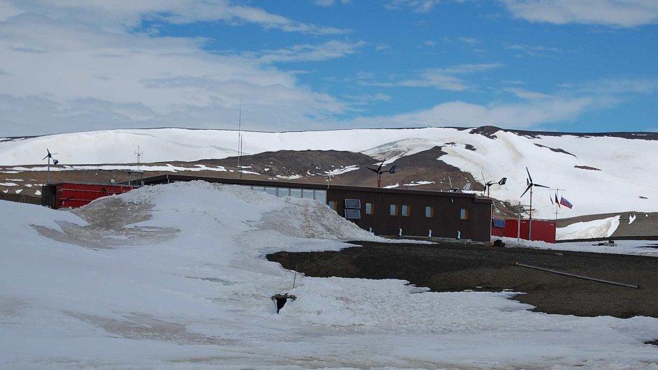 Česká vědecká stanice J. G. Mendela na Antarktidě
