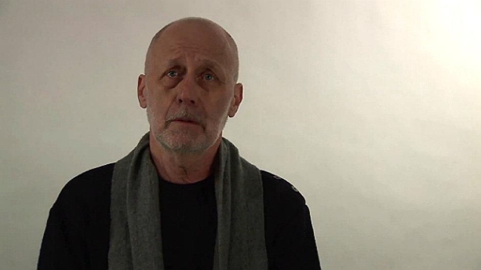 Jiří Ornest ve videu iniciativy Zachraňte kulturu 2013