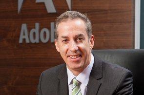 Mark Phibbs, viceprezident marketingu Adobe EMEA