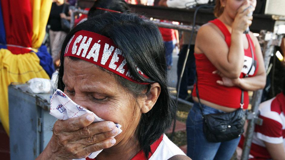 VEN63 VENEZUELA CHAVEZ 0306 11