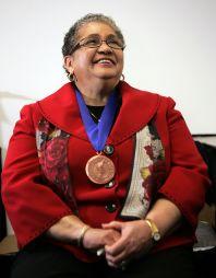 Beverly Hallová (ČTK/AP)