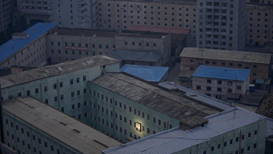 Pchjongjang, ilustrační foto