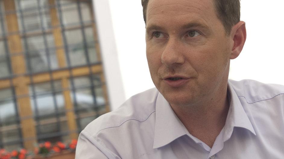 Šéf poslaneckého klubu TOP 09 a Starostové Petr Gazdík