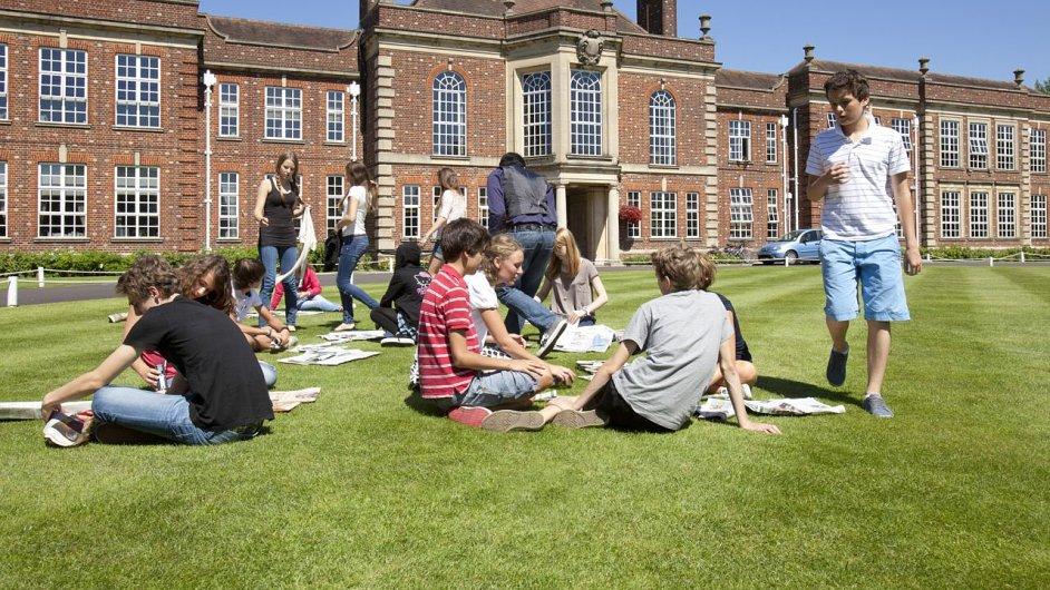 Summer school v Oxfordu