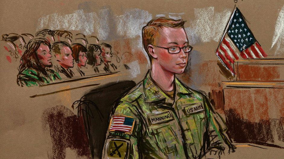Odsouzený Manning