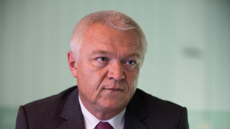 Místopředseda hnutí ANO Jaroslav Faltýnek
