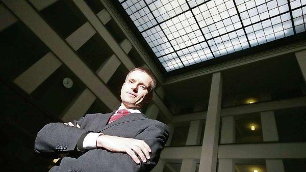 Právník Petr Čech