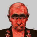 Skoro bych �ekl, �e n�m to pat��: �e Z�pad si Putina zaslou�il...
