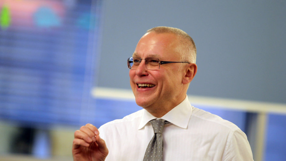 Investor Zdeněk Bakala