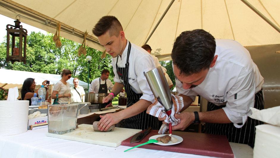 Prague Food Festival 2014