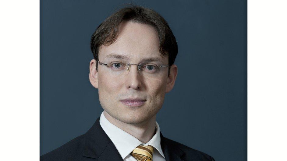 George Geveke, vedoucí oddělení podpory odbytu a průzkumu trhu Česko-německé obchodní a průmyslové komory (ČNOPK)