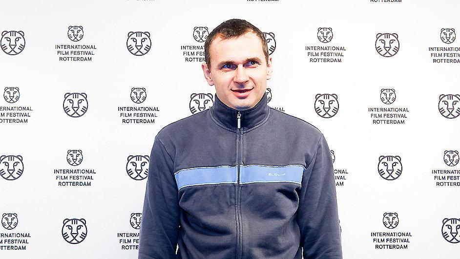 Ukrajinský režisér Oleg Sencov byl zadržen v květnu.